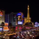 las vegas, united states, night